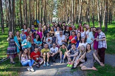 Клуб «Наше место» собрал молодежь с инвалидностью и без в летнем загородном лагере